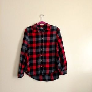 Canyon River Blues Lumberjack Red Flannel